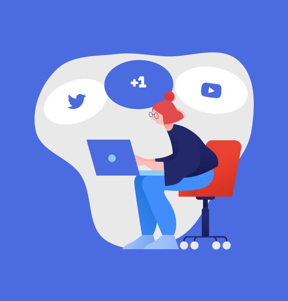 рекрутинг в социальных сетях